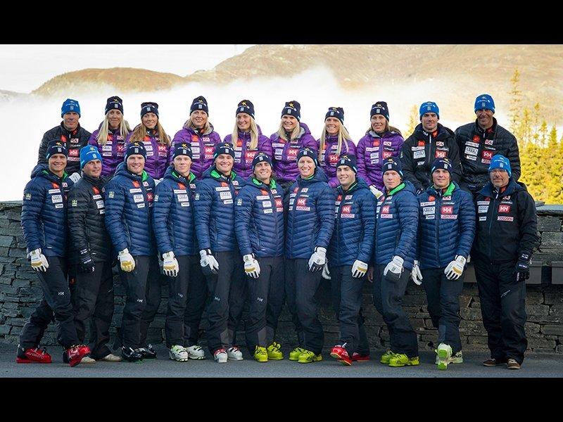 La svezia cambia look passa a helly hansen for Olimpici scandinavi