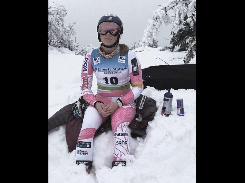 Shiffrin domina la 1a manche slalom a Killington