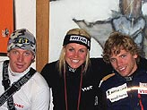 GBR Ski Team dressed by VIST