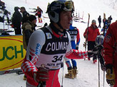 Stretching per Ivica Kostelic