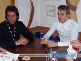 Via con le carte: Zardini/Deville VS Moelgg/Bianchini