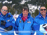 Christian Thoma, Flavio Roda, Claudio Ravetto