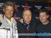 Il team Paganella Ski per il World Alpine Rockfest
